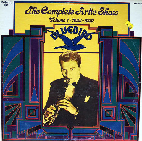 """Artie Shaw Vinyl 12"""" (Used)"""