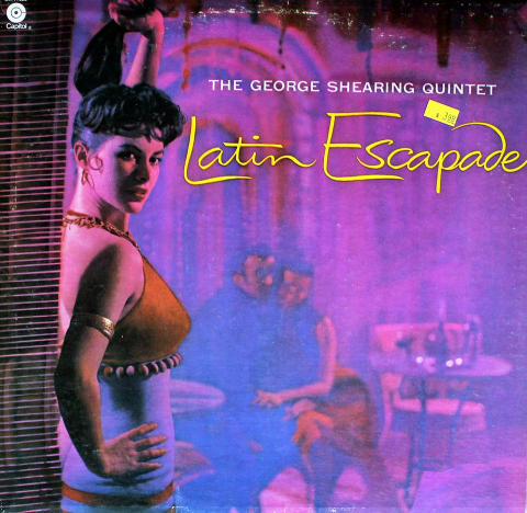 "The George Shearing Quintet Vinyl 12"""