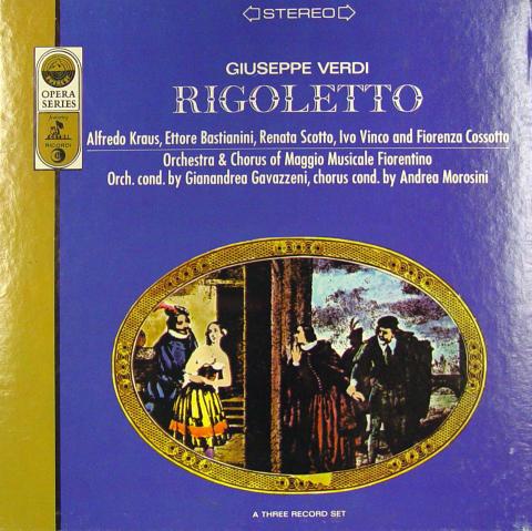 "Rigoletto Vinyl 12"""