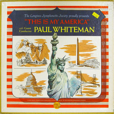 "This Is My America Vinyl 12"""