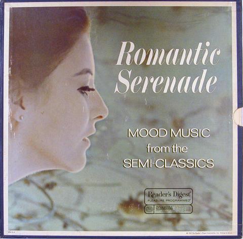 "Romantic Serenade Vinyl 12"""