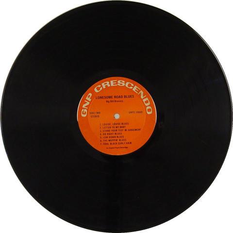 """Big Bill Broonzy Vinyl 12"""""""