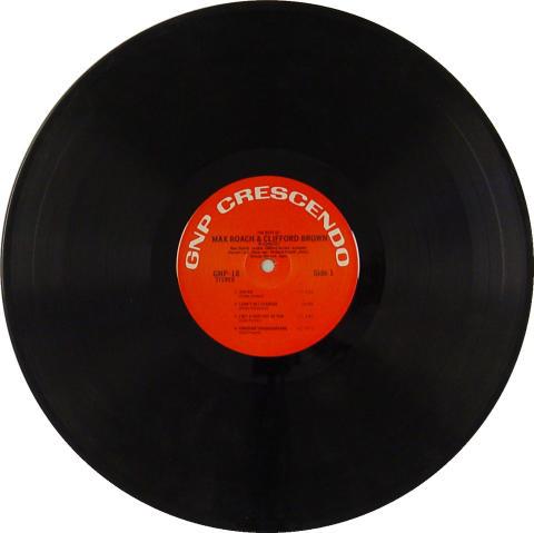 """Max Roach / Clifford Brown Vinyl 12"""""""