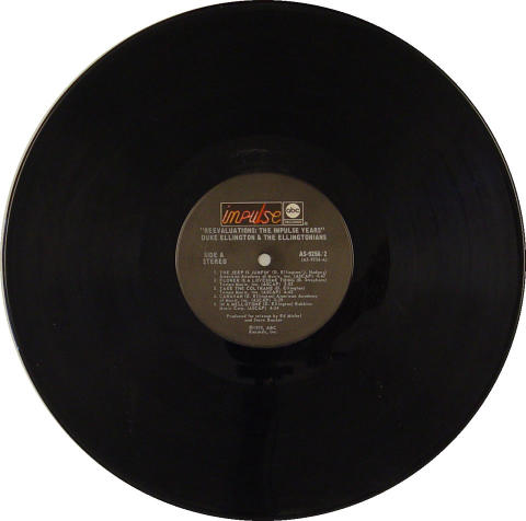 "Duke Ellington & The Ellingtonians Vinyl 12"""