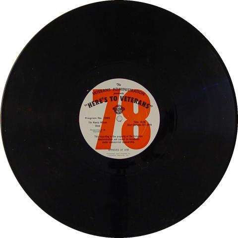 """The Nancy Wilson Show Vinyl 12"""""""