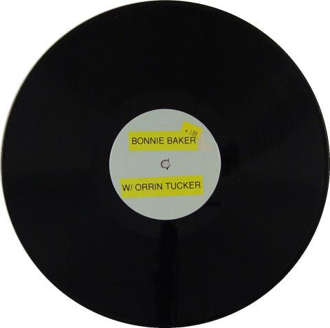 """Bonnie Baker Vinyl 12"""""""