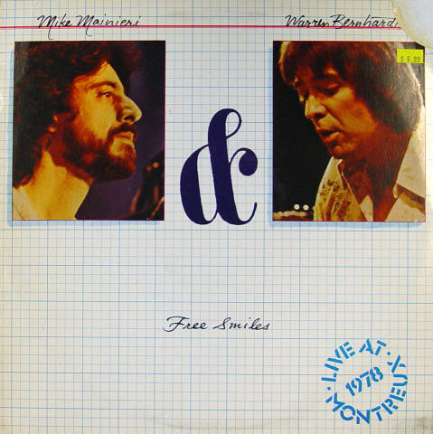 "Mike Mainieri Vinyl 12"""
