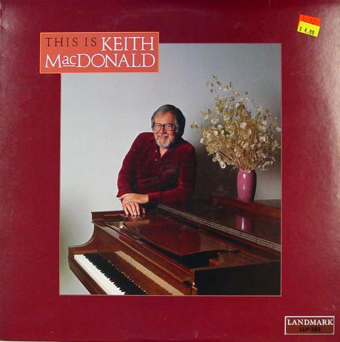 "Keith MacDonald Vinyl 12"""