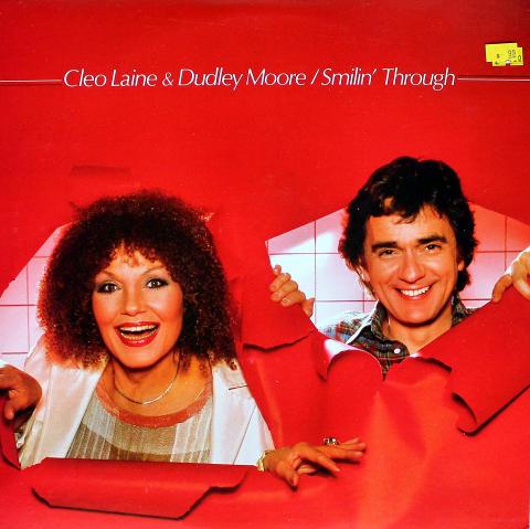 "Cleo Laine & Dudley Moore Vinyl 12"""