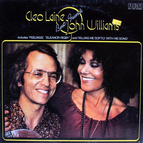 """Cleo Laine Vinyl 12"""""""