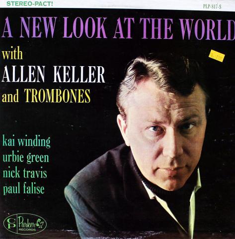 """Allen Keller And Trombones Vinyl 12"""""""