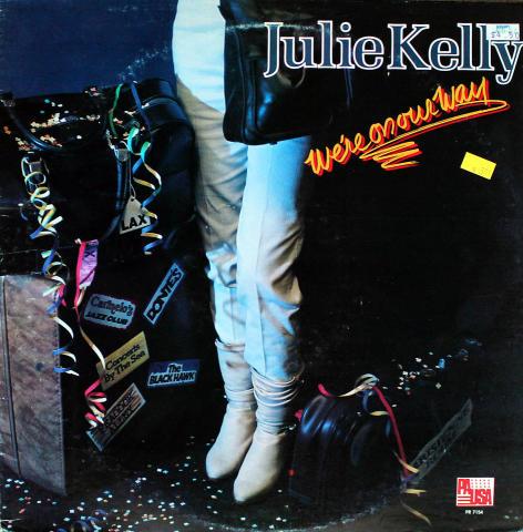 """Julie Kelly Vinyl 12"""""""