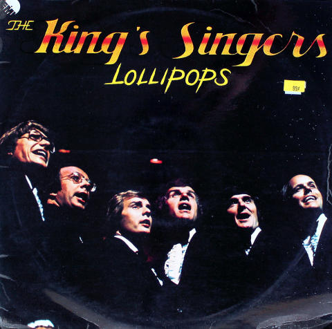 """The King's Singers Vinyl 12"""""""