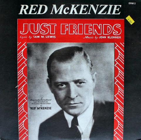 """Red McKenzie Vinyl 12"""""""