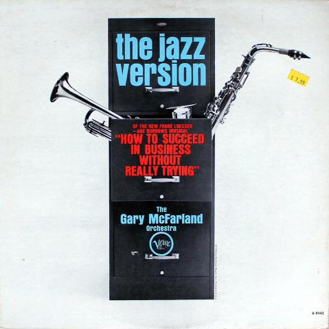 "The Gary McFarland Orchestra Vinyl 12"""
