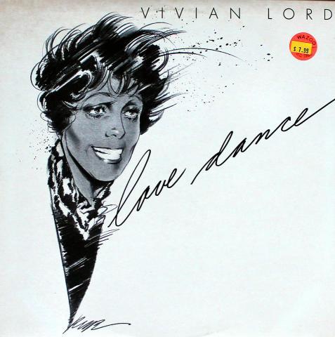 "Vivian Lord Vinyl 12"""