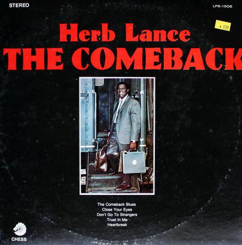 "Herb Lance Vinyl 12"""
