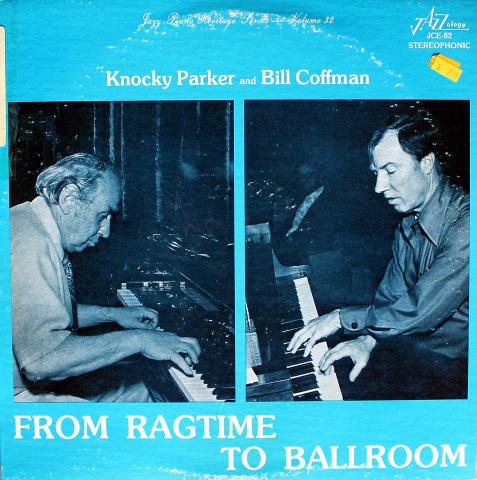 """Knocky Parker Vinyl 12"""""""