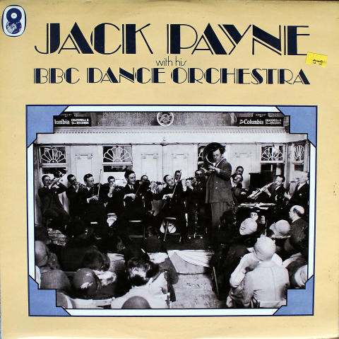 """Jack Payne With His BBC Dance Orchestra Vinyl 12"""""""