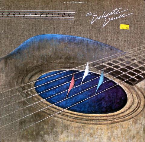 "Chris Proctor Vinyl 12"""