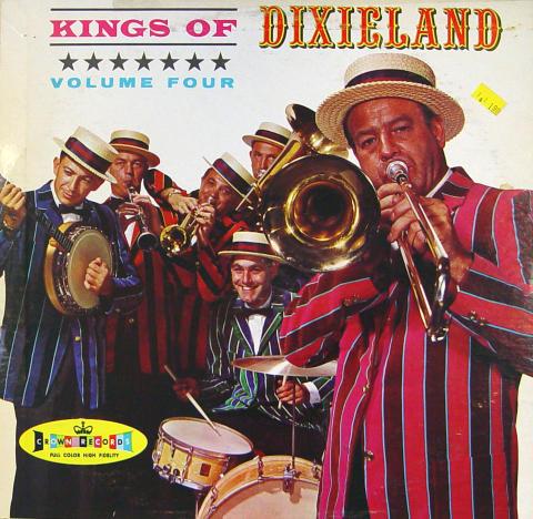 "Kings Of Dixieland Vinyl 12"""