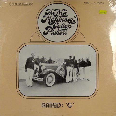 "The New McKinney's Cotton Pickers Vinyl 12"""