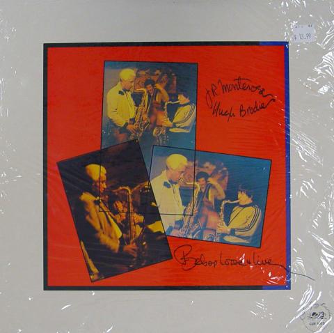 "J.R. Monterose Vinyl 12"""