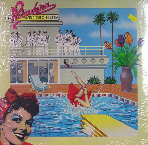 "The Pasadena Roof Orchestra Vinyl 12"""