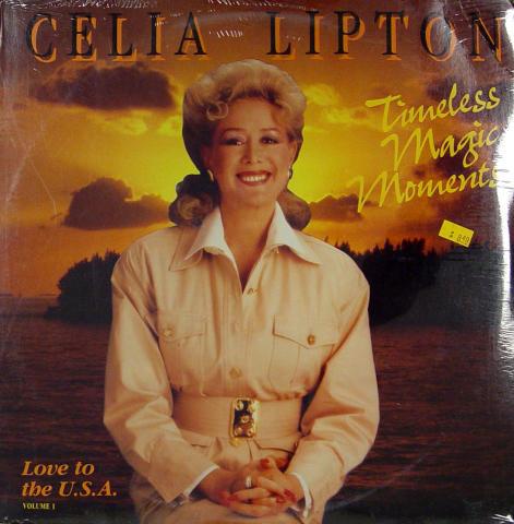 """Celia Lipton Vinyl 12"""""""