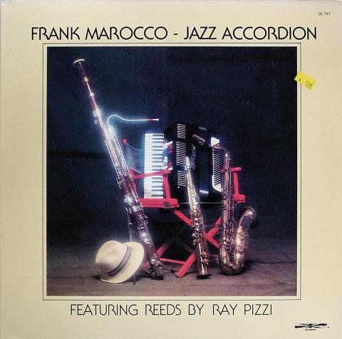 """Frank Marocco Vinyl 12"""""""