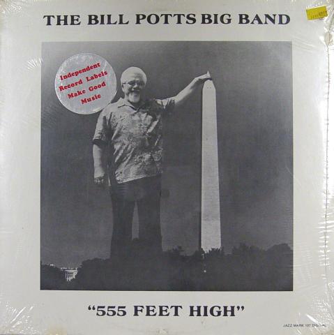 """The Bill Potts Big Band Vinyl 12"""""""