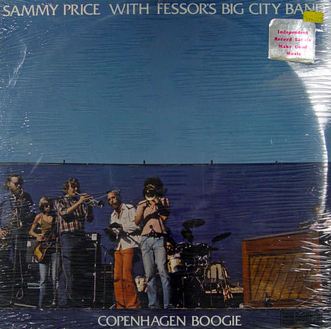 Sammy Price Vinyl 12""