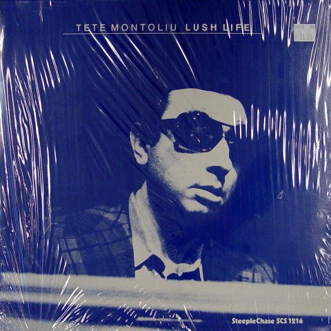"Tete Montoliu Vinyl 12"""