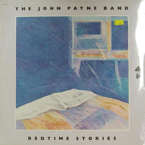 "The John Payne Band Vinyl 12"""