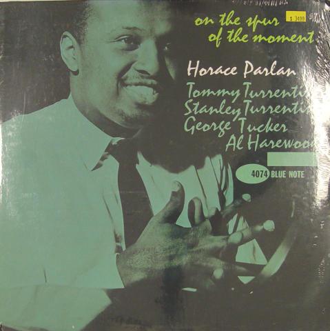 "Horace Parlan Vinyl 12"""