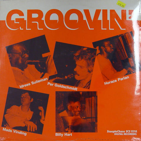 "Groovin' Vinyl 12"""