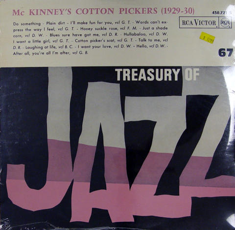 McKinny's Cotton Pickers Vinyl 12""