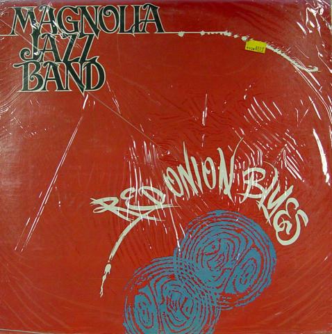 "Magnolia Jazz Band Vinyl 12"""