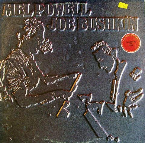 """Mel Powell / Joe Bushkin Vinyl 12"""" (Used)"""