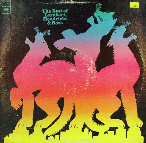 """Lambert, Henderson & Ross Vinyl 12"""""""