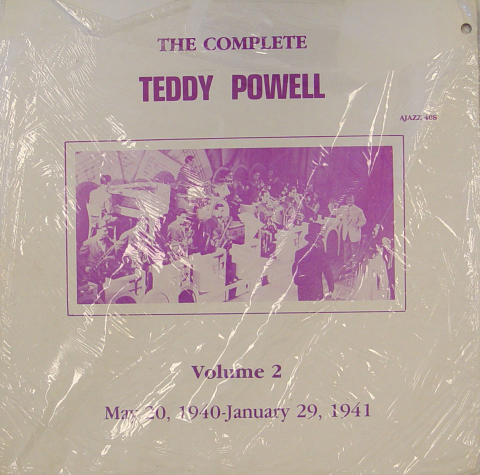 Teddy Powell Vinyl 12""