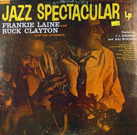 """Frankie Lane / Buck Clayton Vinyl 12"""""""