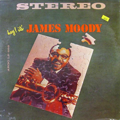 "James Moody Vinyl 12"""