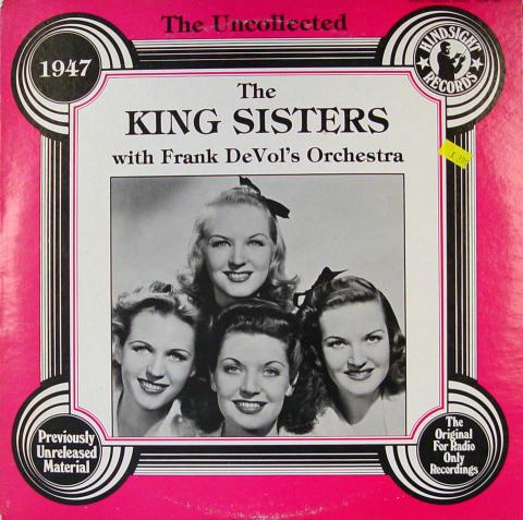 """The King Sisters Vinyl 12"""""""