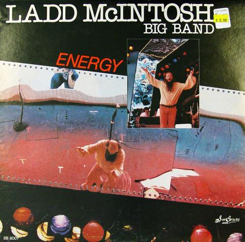 """Ladd McIntosh Big Band Vinyl 12"""""""