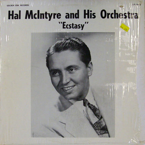 Hal McIntyre And His Orchestra Vinyl 12""