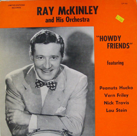 Ray McKinley And His Orchestra Vinyl 12""