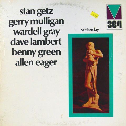 """Yesterday Vinyl 12"""""""