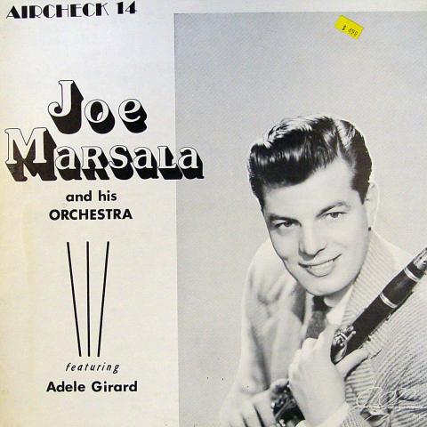 "Joe Marsala And His Orchestra Vinyl 12"""