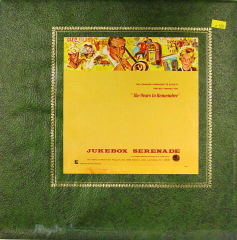 Jukebox Serenade Vinyl 12""
